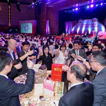 參加香港友好協進會成立27周年活動